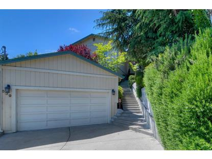 539 Hillside Road Redwood City, CA MLS# ML81706305