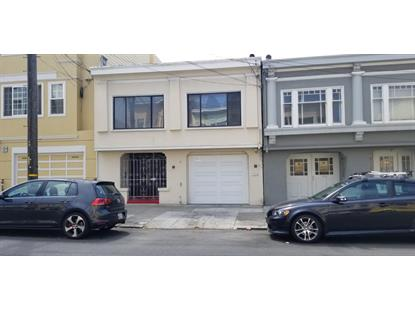 463 27th Avenue San Francisco, CA MLS# ML81721651