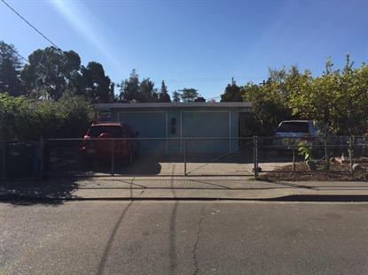 2852/2850 Blenheim Avenue Redwood City, CA MLS# ML81730154