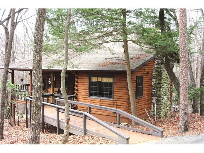 270 crazy bear ridge big canoe ga 30143 for sale mls for Big canoe lodge
