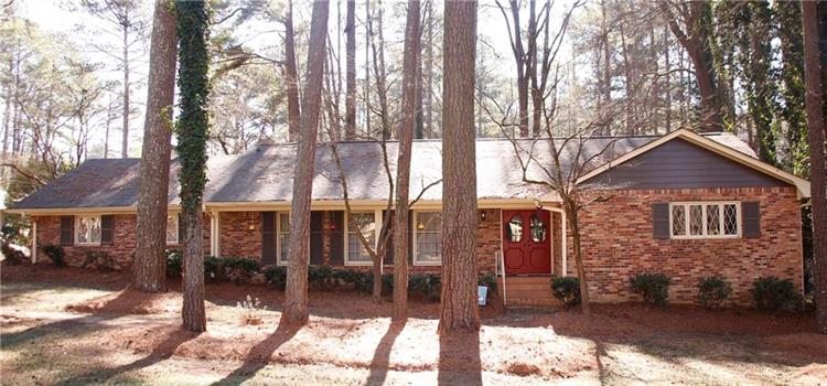 2874 Cherry Blossom Lane, East Point, GA 30344