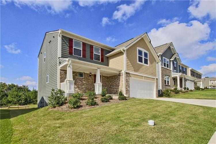 1467 Hedgeview Way, Sugar Hill, GA 30518