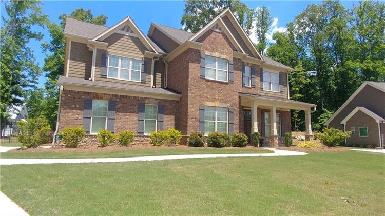 4470 Talisker Lane NW, Acworth, GA 30101