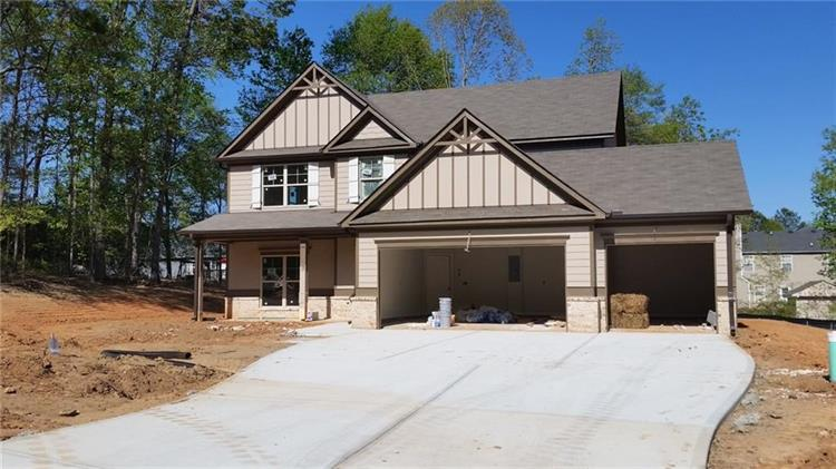 986 Lake Rockwell Way, Winder, GA 30680