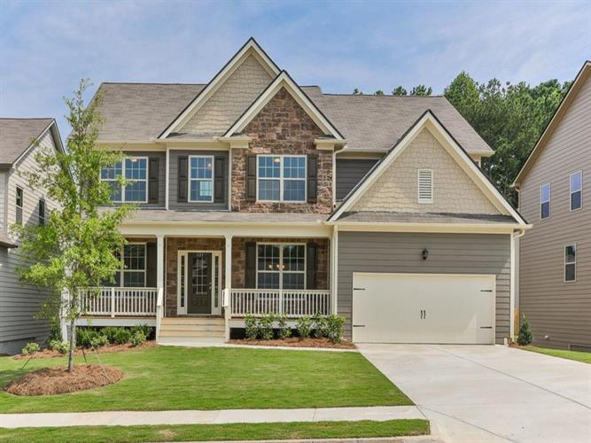 321 Vermillion Street, Acworth, GA 30102