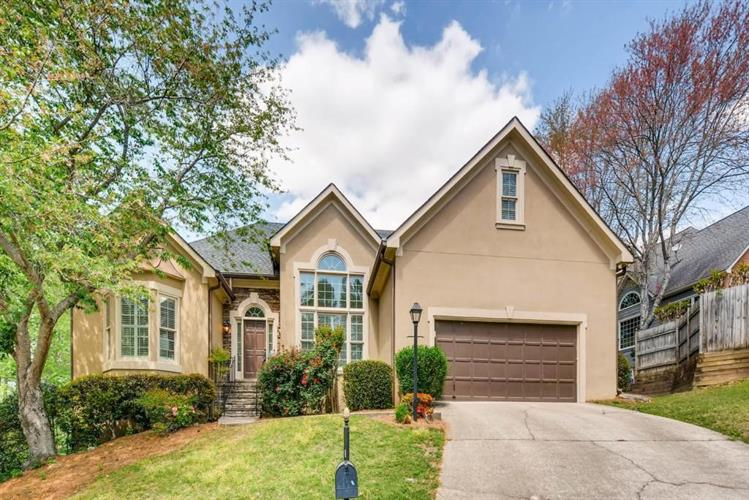 4492 Village Springs Place, Dunwoody, GA 30338