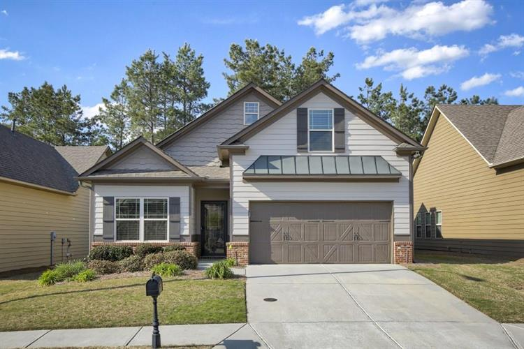 498 Hawthorne Ridge Circle, Dallas, GA 30132