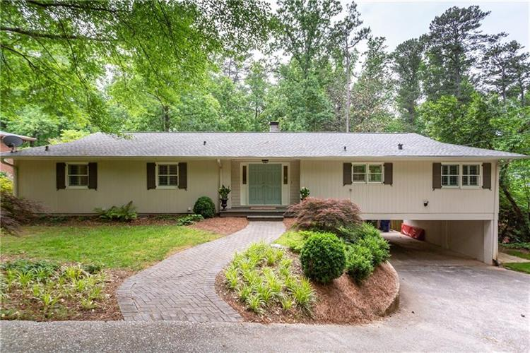 3240 Pinestream Road NW, Atlanta, GA 30327