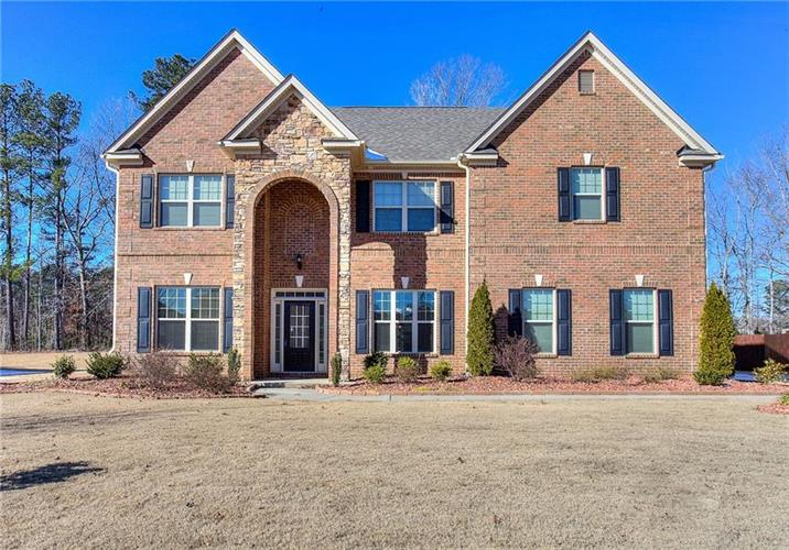 536 Heirloom Drive, Hampton, GA 30228