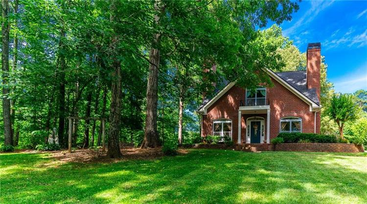 601 Foster Coltrane Lane, Ball Ground, GA 30107