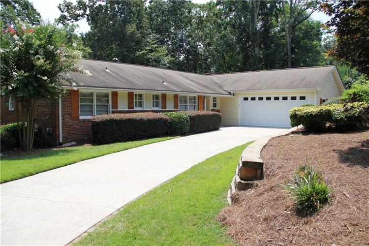 345 Ridgeview Trail, Sandy Springs, GA 30328