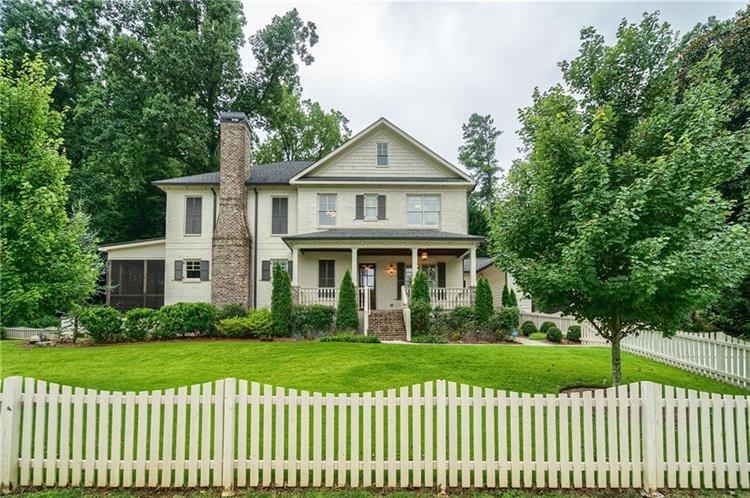 4237 Wieuca Road NE, Atlanta, GA 30342