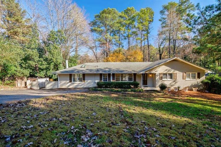 1715 Childerlee Lane NE, Atlanta, GA 30329