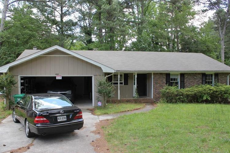 400 Martin Road, Stone Mountain, GA 30088 - Image 1