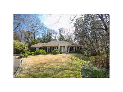3425 Wood Valley Road NW Atlanta, GA MLS# 5824321