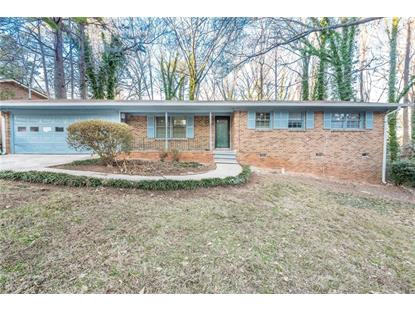 4176 Indian Forest Road, Stone Mountain, GA