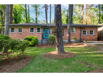 3354 Pinehill Drive Decatur, GA MLS# 6002451