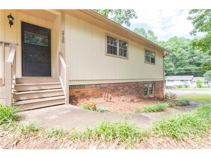 2730 Meadow View Drive Acworth, GA MLS# 6017899