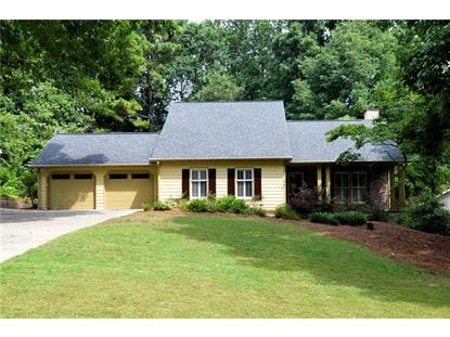 3761 Fir Court Marietta, GA MLS# 6044046