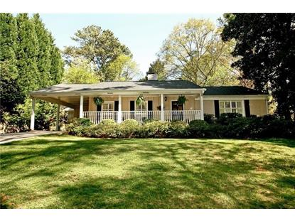 420 Brookfield Drive Sandy Springs, GA MLS# 6107258