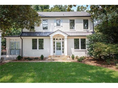 640 E Morningside Drive NE Atlanta, GA MLS# 6121559