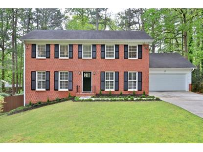 25 Brandon Ridge Drive Sandy Springs, GA MLS# 6506187