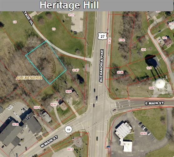 0 Heritage Hill, Alexandria, KY 41001
