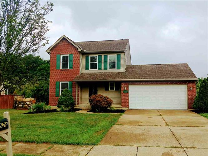 2624 Burdsall Drive, Burlington, KY 41005