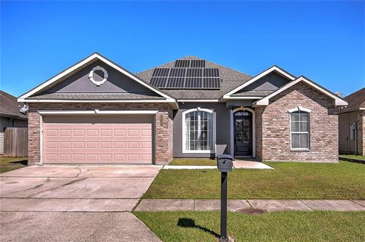 2620 SAND BAR Lane, Marrero, LA 70072