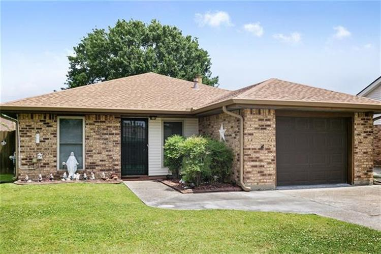 5165 OAK BAYOU Avenue, Marrero, LA 70072