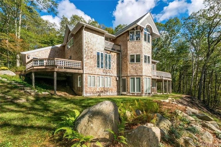 64 Beech Mountain Road, Mansfield, CT 06250