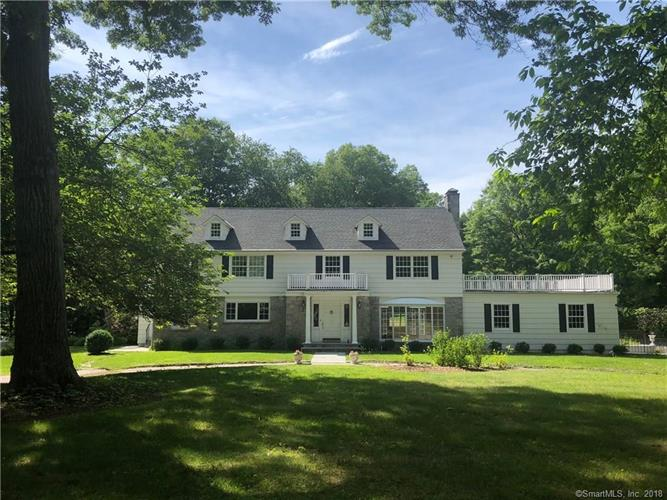 117 Fox Run Road, New Canaan, CT 06840