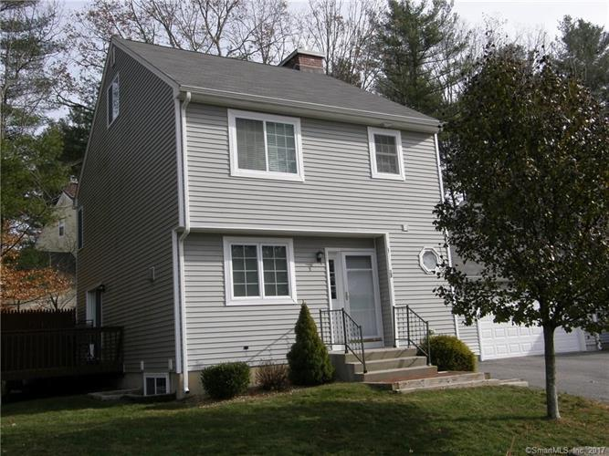 23 Liberty Drive, Mansfield, CT 06250