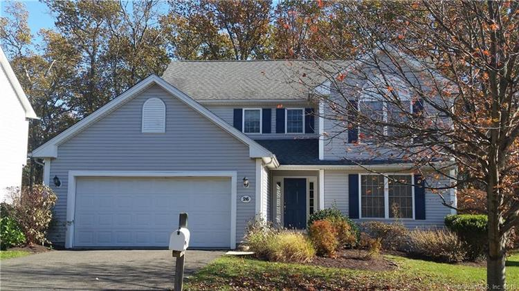 26 White Oak Drive, Danbury, CT 06810