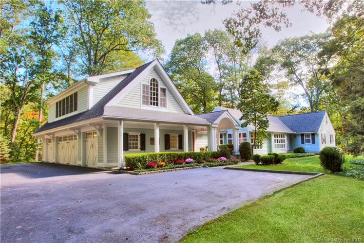 296 West Hills Road, New Canaan, CT 06840