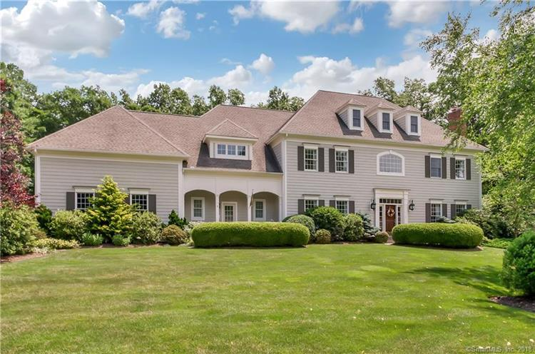 5 Whitney Lane, Simsbury, CT 06092