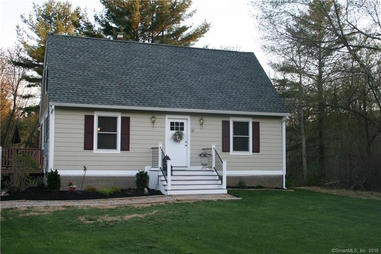 32 Slater Road, Tolland, CT 06084