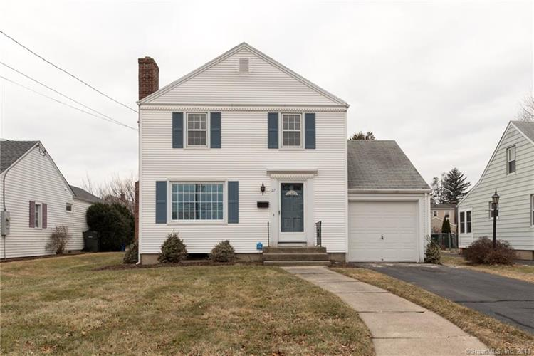 27 Buckland Road, Wethersfield, CT 06109