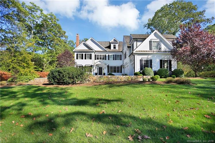 57 Chichester Road, New Canaan, CT 06840