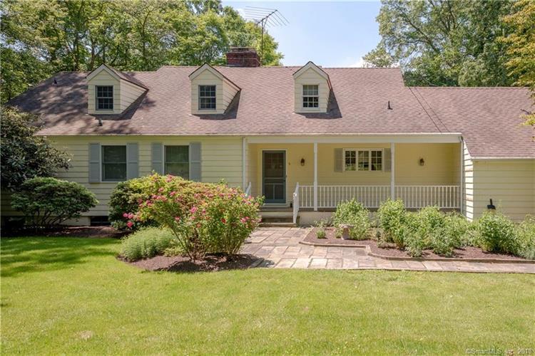 5 Little Brook Road, Wilton, CT 06897