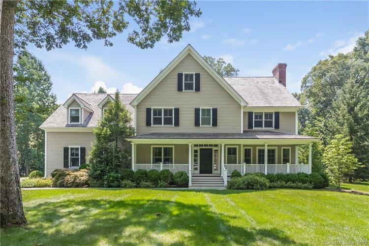 75 Colonial Road, New Canaan, CT 06840