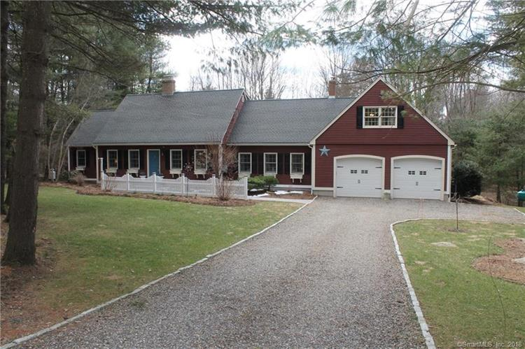 305 Buff Cap Road, Tolland, CT 06084