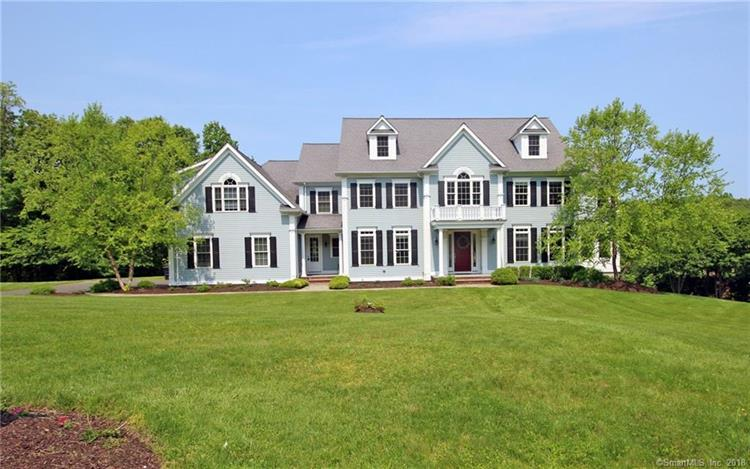 2 Tree Farm Lane, Brookfield, CT 06804