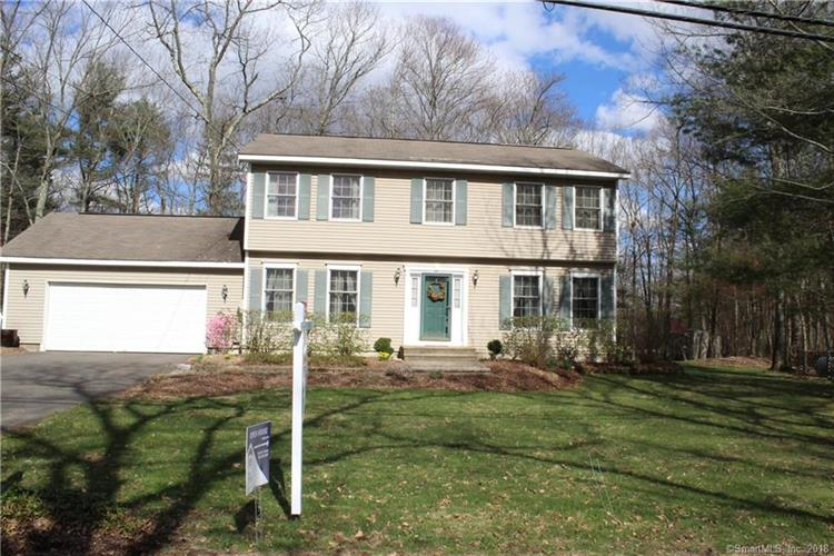 160 Cook Road, Tolland, CT 06084