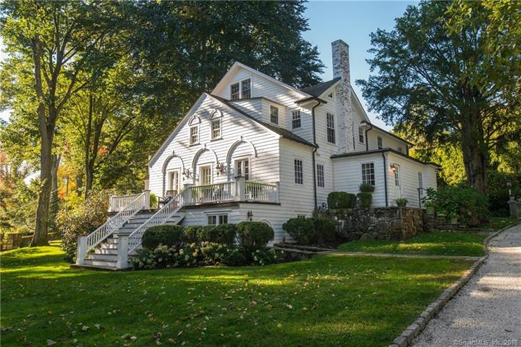 587 Brookside Road, New Canaan, CT 06840 - Image 1