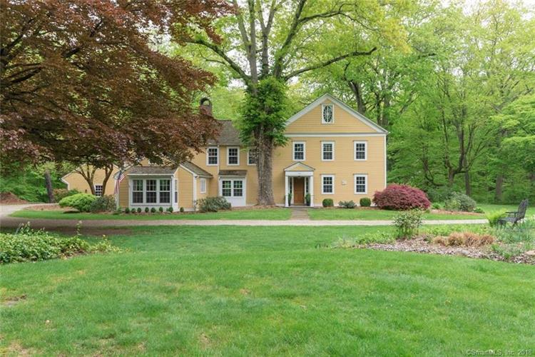 122 Ridgefield Road, Wilton, CT 06897