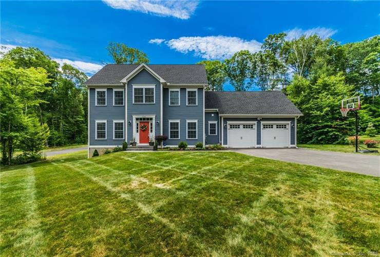 125 Appian Way, Coventry, CT 06238