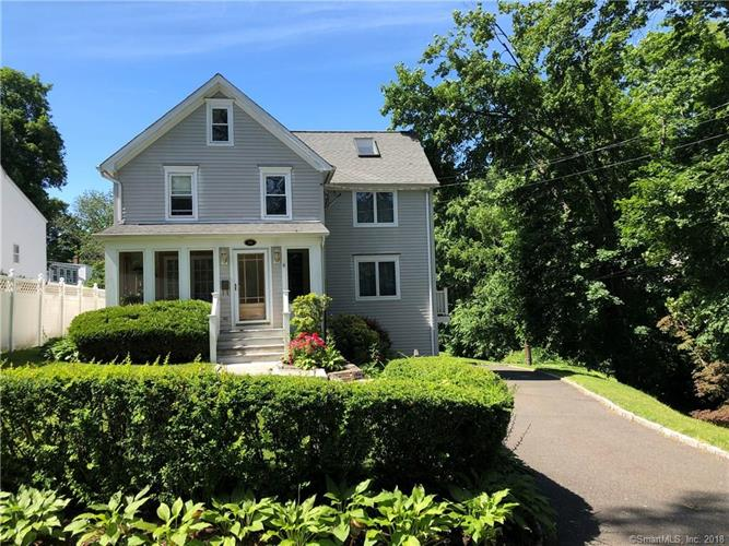 40 Lakeview Avenue, New Canaan, CT 06840