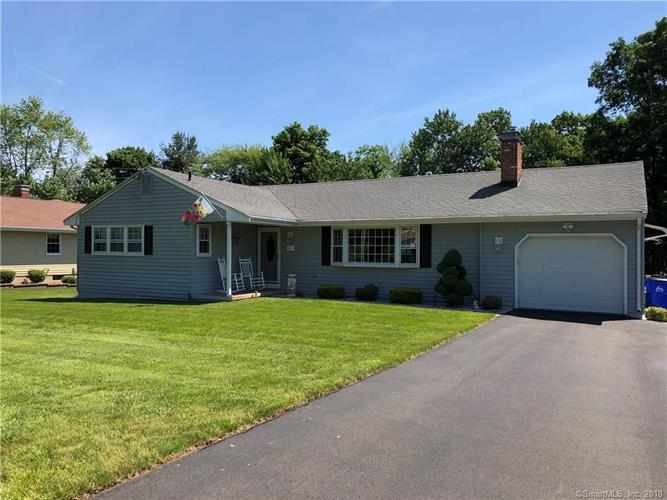 46 Back Lane, Wethersfield, CT 06109