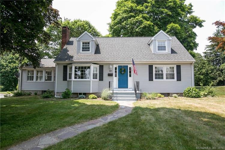149 Valley Crest Drive, Wethersfield, CT 06109